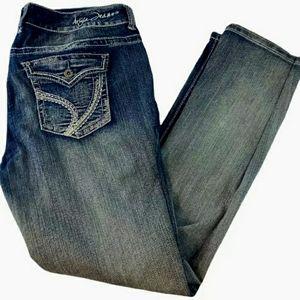 Ariya Jeans Size 15/16 Regular Stretchy Straight